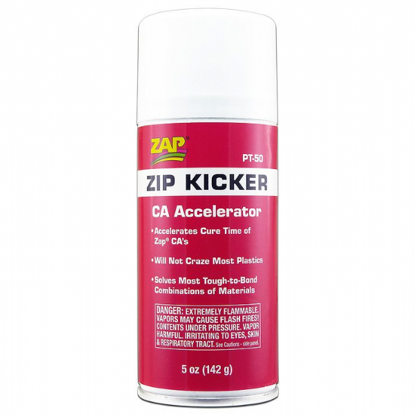 Zip Kicker Aerosol Can 5oz (142g) (PT50)